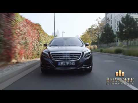 Business Trip with Belvedere Limousines Brussels VIP Chauffeur Services