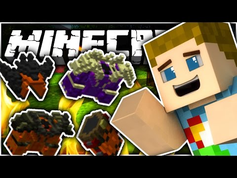 Minecraft: GIVING THE DRAGON ARMOR POWER!! | CRUNDEE CRAFT