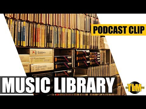 Cleaning up your music library - STK58