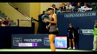 Sharapova Sex Grunts