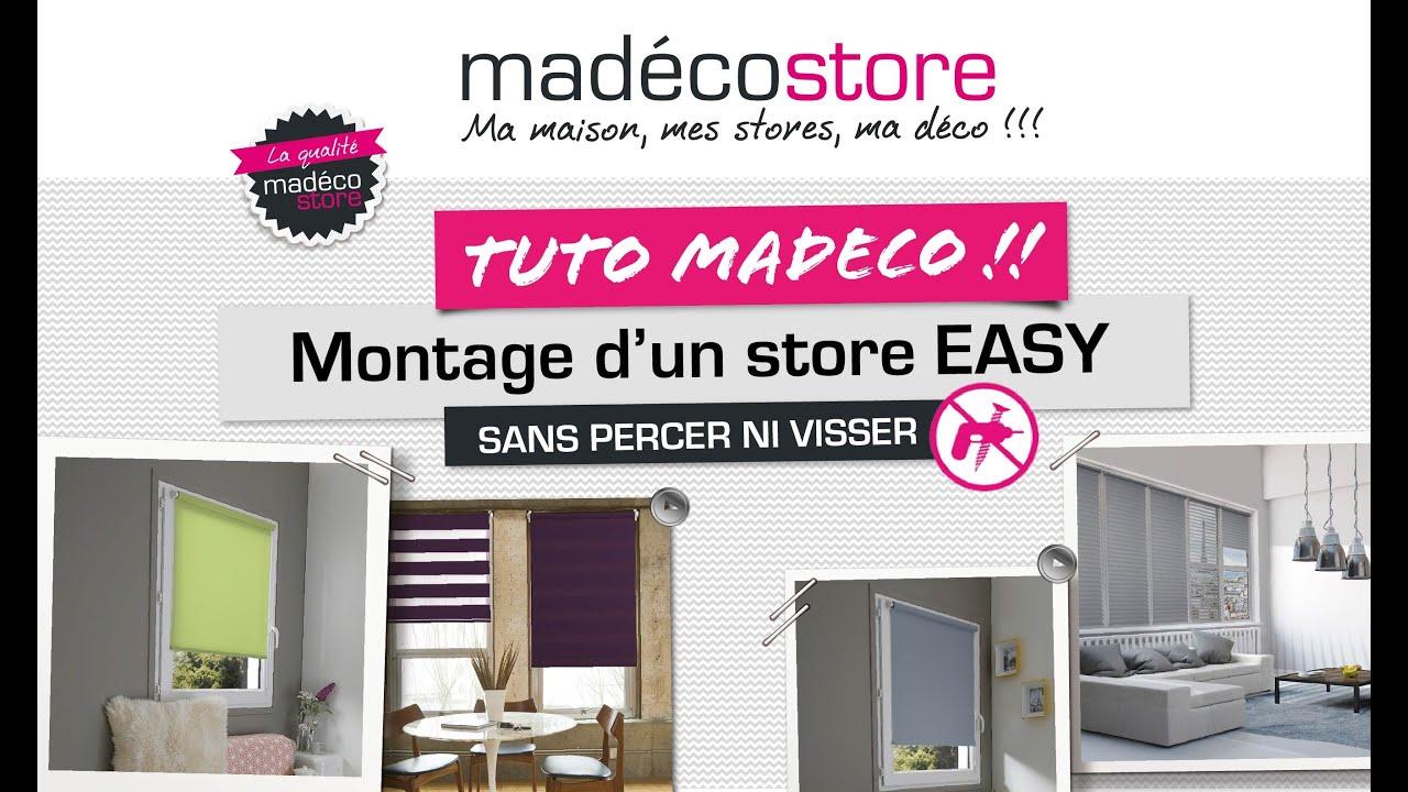 Tuto Madeco Montage Dun Store Easy