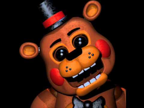 Toy Freddy Sings! Whistle While You Work It! Katy Tiz