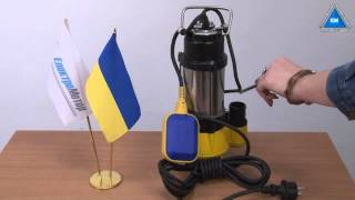 видео Погружной дренажный насос: как выбрать, виды и цена