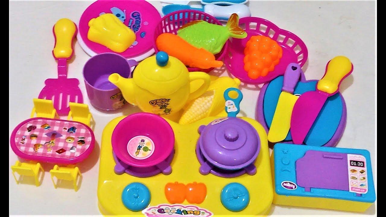 220647051337e لعبة المطبخ للاطفال   لعبة المطبخ الحقيقي   العاب بنات و أولاد ...