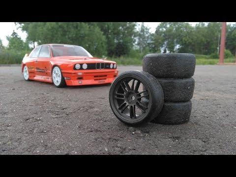 Можно ли из туринга сделать ДРИФТ, заменив только резину? Тестирую на BMW M3