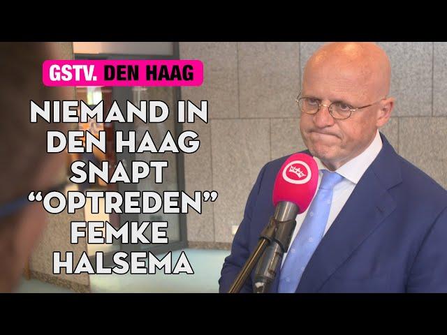 Demonstratie Amsterdam - Halsema ONTSLAAN of niet?