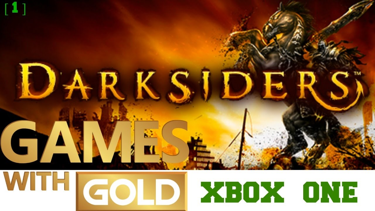 Xbox 360 Games With Gold : Games with gold april darksiders xbox one