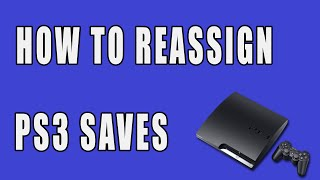 How To Reassign PS3 Saves (Borderlands 2)( Sorry For No Top5) 2