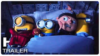 Scared Minions Sleeps With Gru Scene | MINIONS 2 THE RISE OF GRU (NEW 2021) Movie CLIP HD