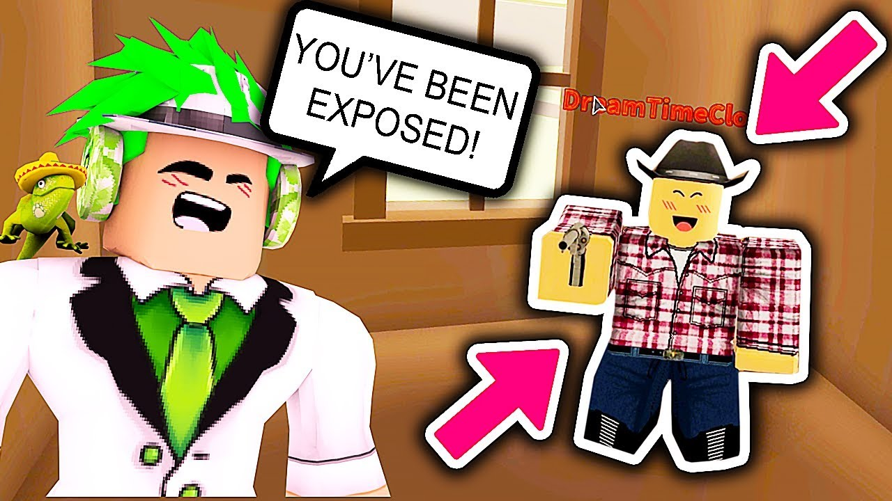 EXPOSING A CHEATER IN ROBLOX! *HE DIDN'T KNOW!* (Roblox Wild Revolvers). ZacharyZaxor - Roblox