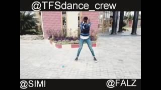 Simi ft falz - chemistry dance choreography by tfs
