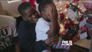 FOX5 Surprise Squad: Home for the Holidays