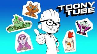 Туни Тьюб | Костюмированная вечеринка | Cartoon Network