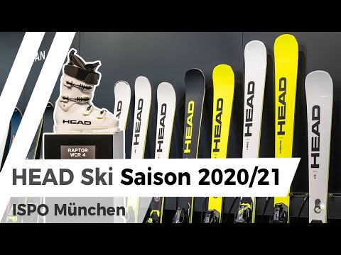 Top: HEAD Ski-Neuheiten 2020/21 (Race, SuperShape, ...)