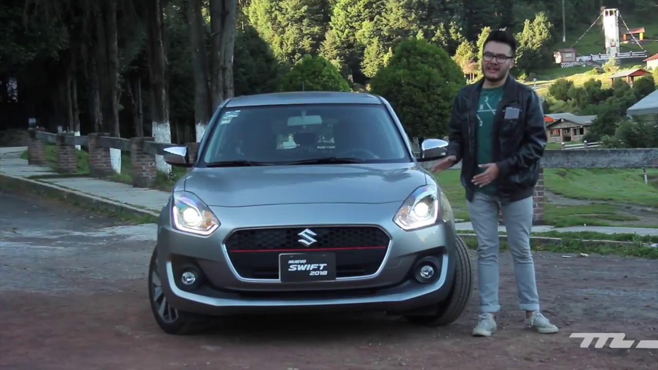 Suzuki Swift 2018  A Prueba  Una  U0026 39 Booster