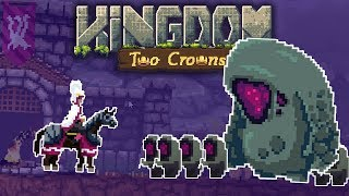 Giant Monster Smashes Castle! - Kingdom Two Crowns Gameplay - Island 3