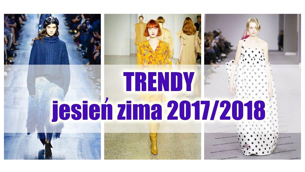 5fc438db82 ❓CO NOSIĆ JESIENIĄ I ZIMĄ 2017 18❓ 🍁 TRENDY JESIEŃ ZIMA 2017 ...