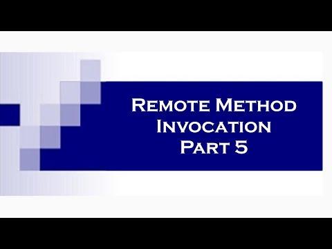 rmi-(remote-method-invocation)-part-5