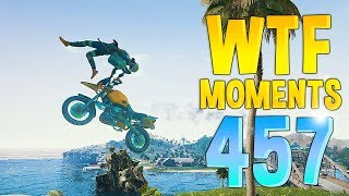 PUBG Daily Funny WTF Moments Highlights Ep 457