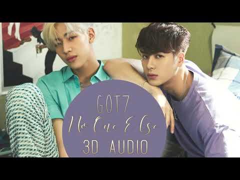 GOT7 3 D Audio - No One Else