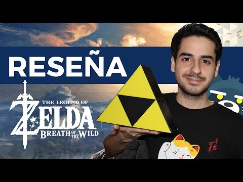 RESEÑA Breath of the Wild
