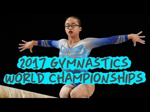 Best World Championships Gymnastics Moments 2017