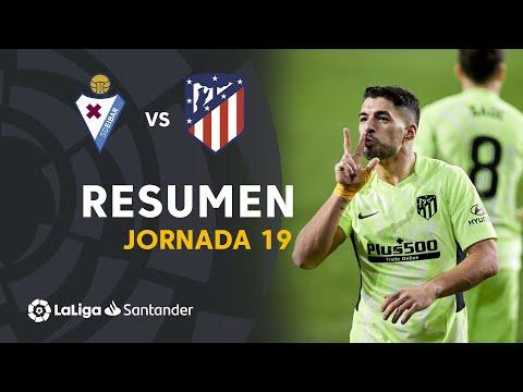 Resumen de SD Eibar vs Atlético de Madrid (1-2)