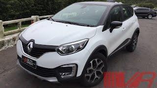2017 Renault Captur Intense; Exterior, Interior e Test Drive (Overview/Direção Comentada)