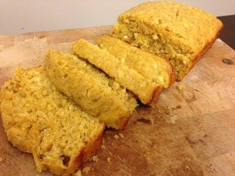 Holiday Baking Ideas - Pumpkin Banana Bread Recipe with cream cheese