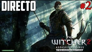 Vídeo The Witcher 2: Assassins of Kings Enhanced Edition