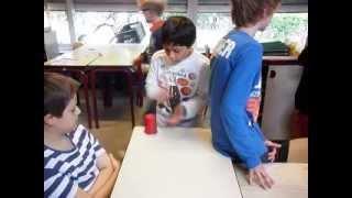 De cup-song door Perron 9 3/4 van Het Vlot in Gouda