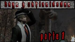 Resident evil 4: Bugs y curiosidades [parte 1]
