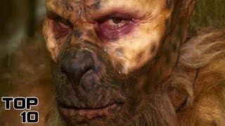 Top 10 Shocking HUMAN Mutations