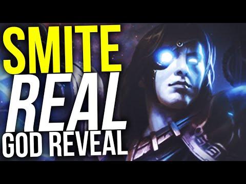 SMITE - REAL God Reveal - Chronos