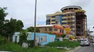 Driving Down Sheriff Street & MORE | Georgetown, Guyana 2014