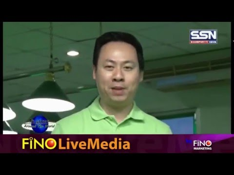 FINO in Q Sport Around The World on SSN (Siam Sport TV News Channel) - Part 2