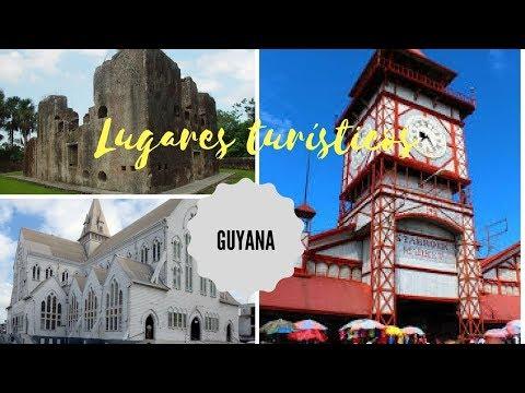 Lugares turísticos para visitar en GUYANA I Ani Cerbara
