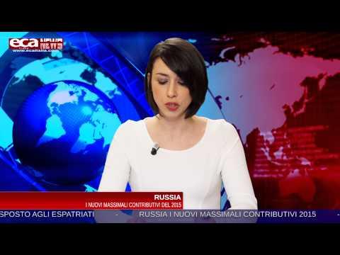 ECA Italia News Marzo 2015