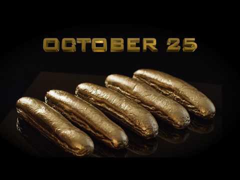 Fazoli S Golden Breadsticks For National Breadstick Day Youtube