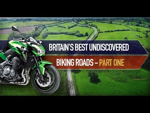 Ultimate bike trip? Britain's best undiscovered biking roads