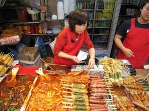 Seoul Street Food – Korean Food Documentary