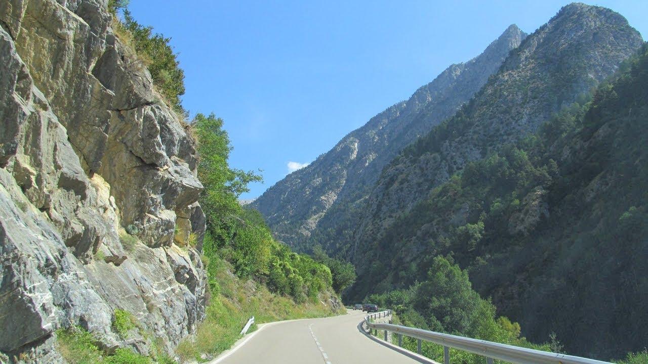 Baños Panticosa   Spain Road A 2606 To Banos De Panticosa Pyrenees Youtube