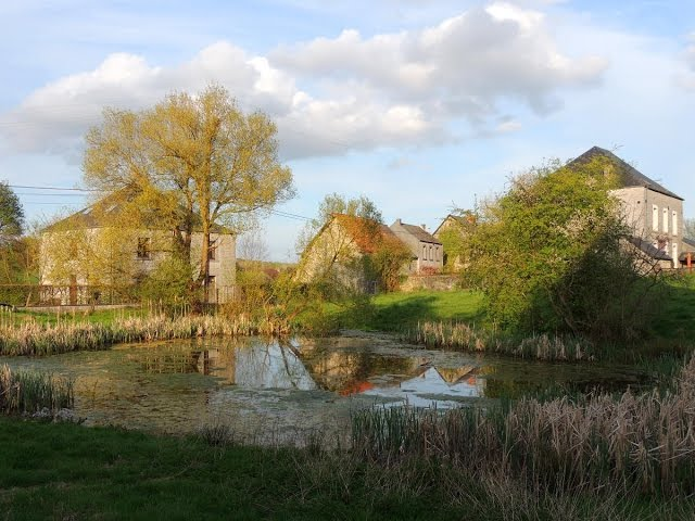 Road trip. Ruta por los pueblos más bellos de Valonia - Bélgica. belgic town