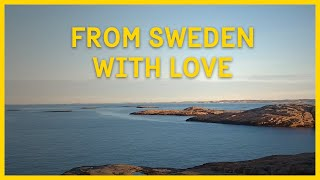 From Sweden with love