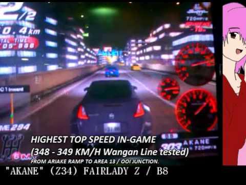 WMMT3DX / WMMT3DX+ - Speed Legend's AKANE Z34 Review Video