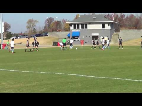 CASL Game 1 - CFC vs  Ohio Club Green 2 2016 11 18