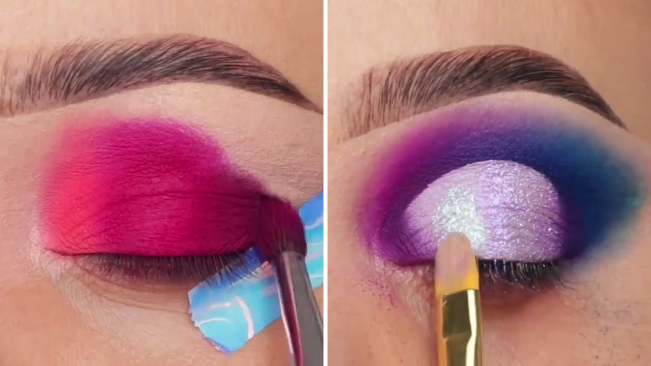 14 Beautiful Eyes makeup: how to make your eyes pop with color!