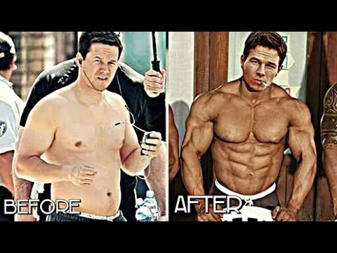 Mark Wahlberg Body Transformation (1993-2017) | Motivation