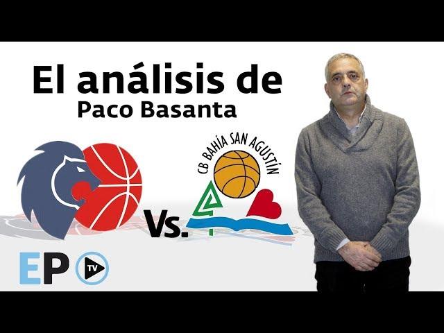 El análisis de Paco Basanta del Breogan - Iberostar Palma de este miércoles