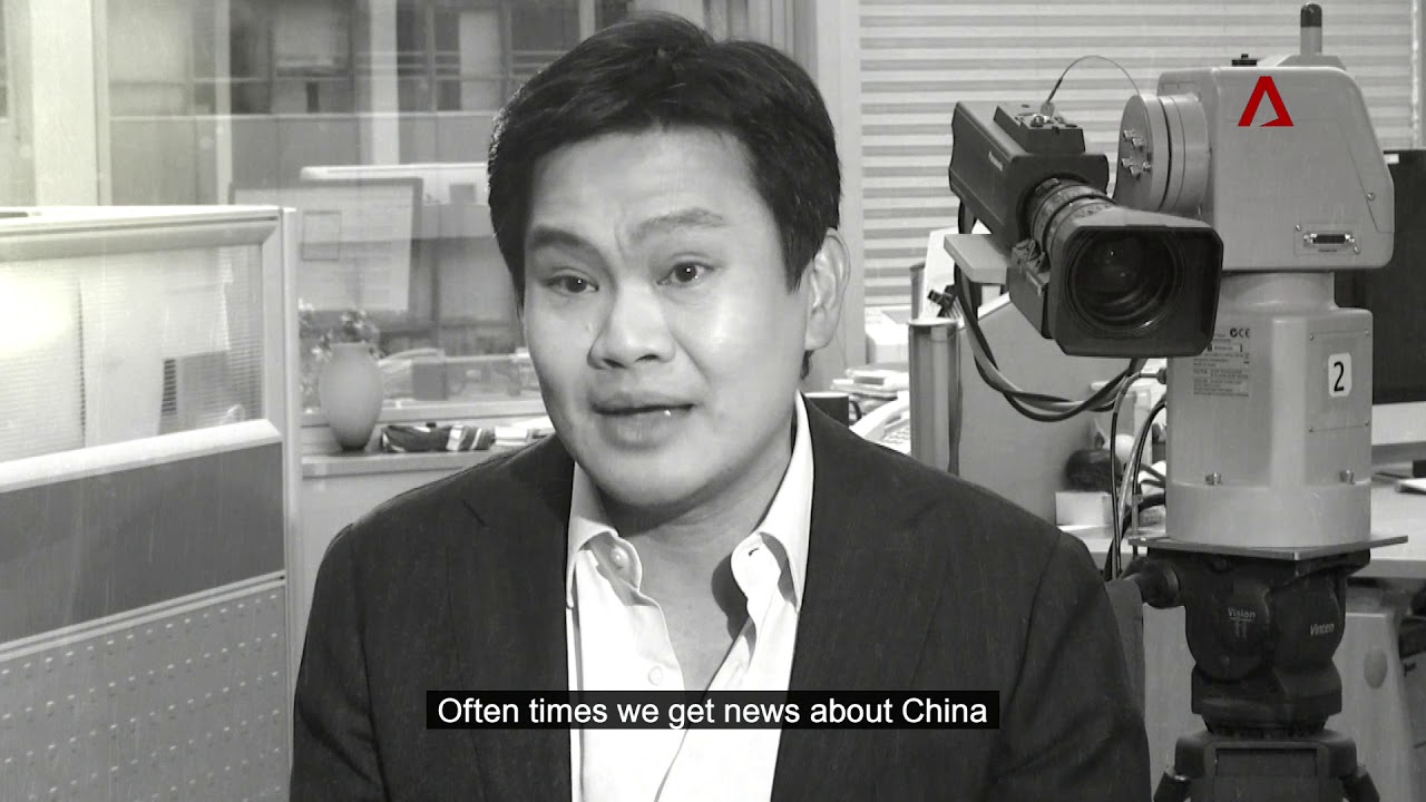 Roland - Senior Correspondent, Hong Kong, Channel NewsAsia